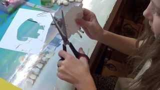 видео Новогодний плакат | Печать плакатов на Новый год | МОИ ВИЗИТКИ