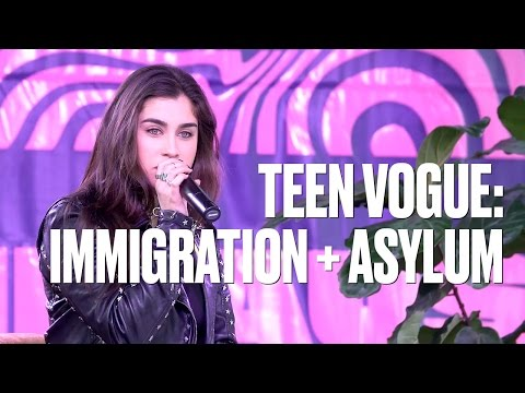 Immigration & Asylum: Urban Outfitters + Teen Vogue
