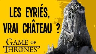 LE château imprenable de Game of Thrones  - Motion VS History #10