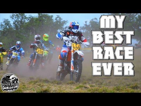 MY BEST RACE EVER | Nature Coast Hare Scramble 2018