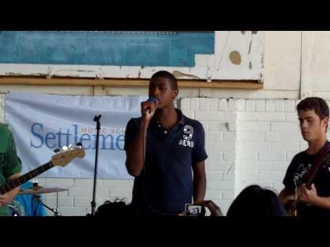 Dragonfire - Can't Stop - Settlement Music School Summer Jam