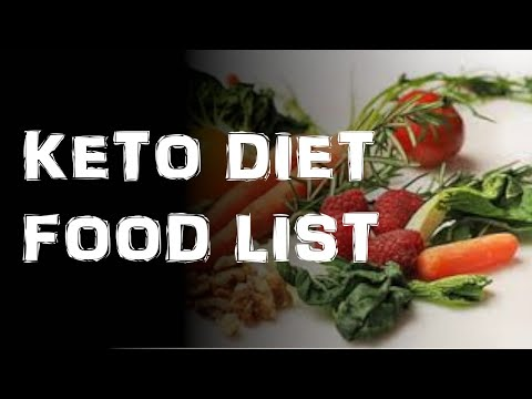 full-keto-diet-food-list