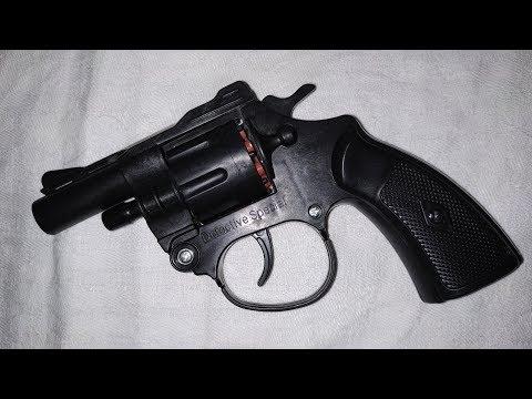 Купил себе Пистолет с пистонами :) Распаковка, Обзор и тест