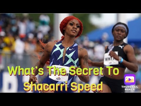 Shacarri Richardson Is The Fastest woman are Is She What's Her Secret