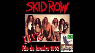 Skid Row - Wasted Time - Live at Hollywood Rock 1992