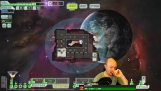 Rand takes one Engi into FTL and takes over the galaxy
