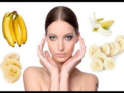 طريقة عمل ماسك الموز لترطيب وتغذية الشعر