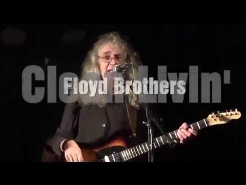 Clean Livin' by The Floyd Brothers Band - Filmed by Scott Shaw Productions