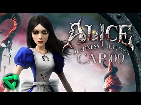alice-madness-returns:-noche-mÁgica-#9-|-itowngameplay