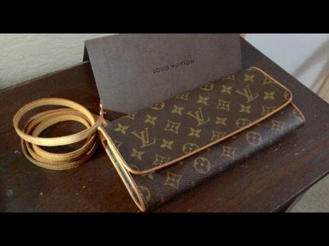 Louis Vuitton Pochette Twin GM - YouTube 43069628d2c88