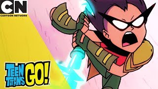 Teen Titans Go! | 100% Radical | Cartoon Network