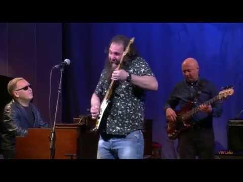 Don Hikaram & ATOMIC JAM BAND(RU-NL) - Live at Jazz Philharmonic Hall on February 22, 2016