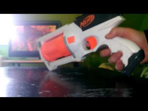 Unboxing tisch #01 2dart gewere bzw nerfs