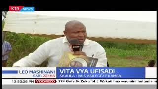 Mbunge Savula atoa wito kwa rais Uhuru kuanza vitendo dhidi ya ufisadi