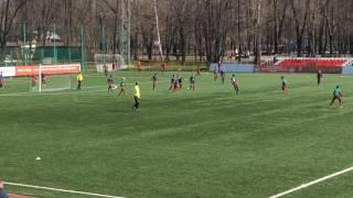09.04.2017 Локомотив-2 -Мытищи (2005) - 2-0 (1-й состав) (1-й тайм)