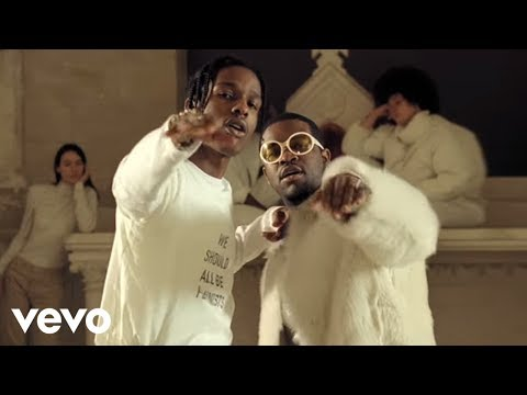 Video: ASAP Mob Ft. ASAP Rocky & ASAP Ferg - Wrong
