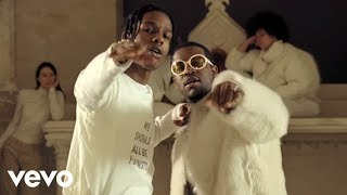 A AP Mob Wrong Official Video Ft A AP Rocky A AP Ferg
