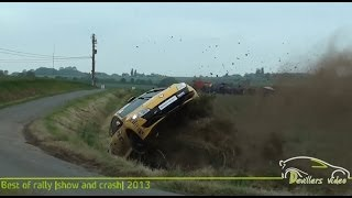 Best of Rally |show and crash| [HD] Devillersvideo