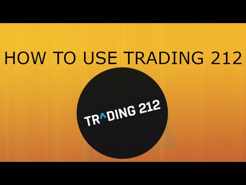 HOW TO USE TRADING 212 | FOREX TRADING PLATFORM