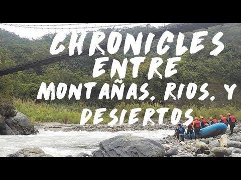 """Ep.6 """"Entre Montañas, Ríos, y Desiertos"""" (Ecuador y Perú) - Don't Skip El Salvador Chronicles"""