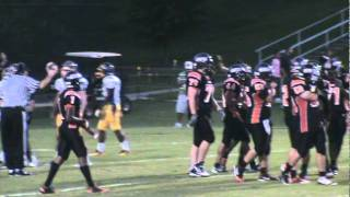 Stafford vs James Monroe High School Sept 2, 2011 1st Down JM