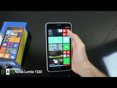 MobilGuru.Net   Nokia Lumia 1320 İncelemesi