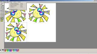 Урок 1 Информатика 5. Paint  практика 4