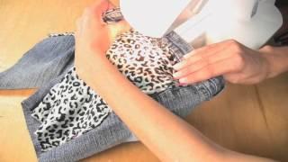 Как сшить шорты из старых джинсов | sew jeans shorts(Как сшить шорты из старых джинсов | sew jeans shorts ..., 2015-09-16T12:43:36.000Z)