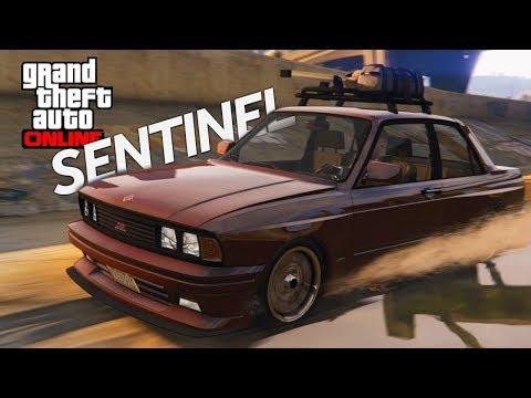 GTA 5 Sentinel Classic Cinematic