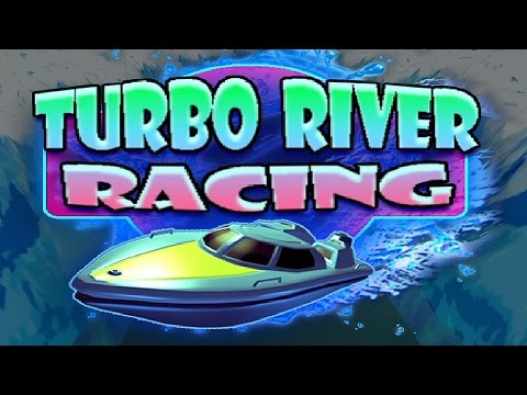 Turbo River Racing Free - Android Gameplay [HD]