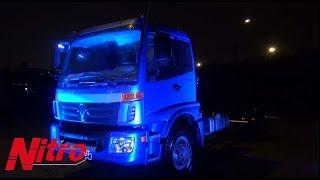 Derco presenta la nueva línea de camiones Foton Auman GTL