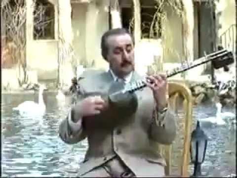 The Azerbaijan Musical Instrument Tar .Азербайджанский  музыкальный инструмент Тар