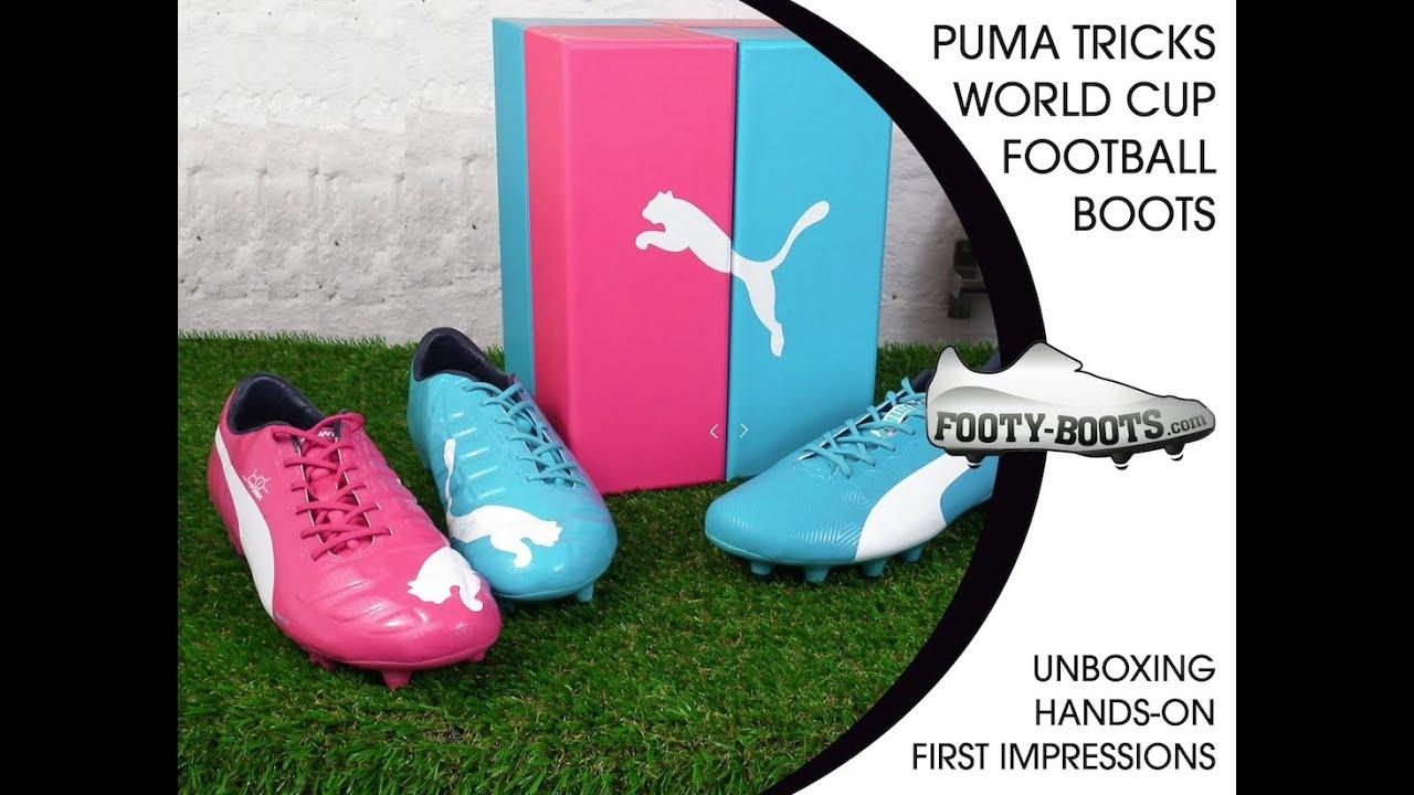 PUMA Tricks World Cup Football Boots