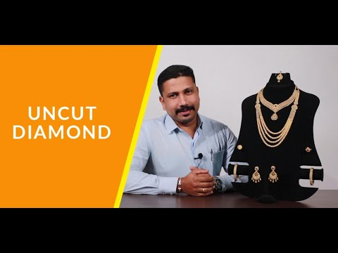 Uncut Diamonds Bridal Set | Myths and Facts With Bhima