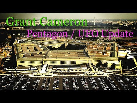 Tom Delong UFO Story - Newest Developments in the Pentagon - Grant Cameron