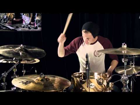 Luke Holland - The Word Alive - Never Forget Drum Playthrough