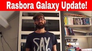 Update Rasboras Galaxy kweek + Patreon of niet?!