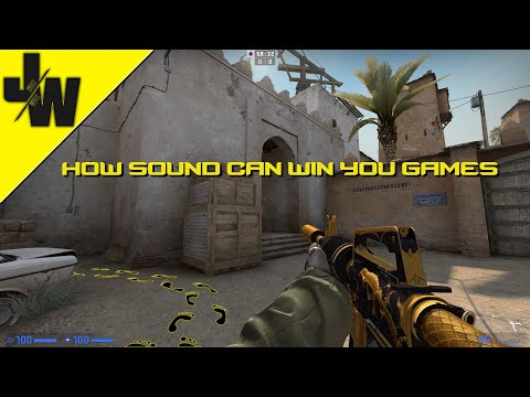 WHAT CAN THE ENEMY HEAR YOU DO? - EP. 11 CS:GO TIPS AND TRICKS