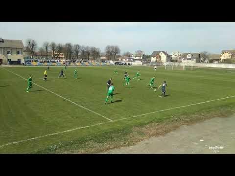 Аматорський чемпіонат з футболу. Тернопіль ДЮСШ - Карпати Галич 0:3