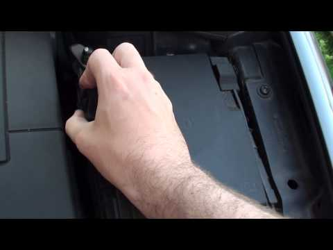vw jetta fuse box location video - youtube  youtube