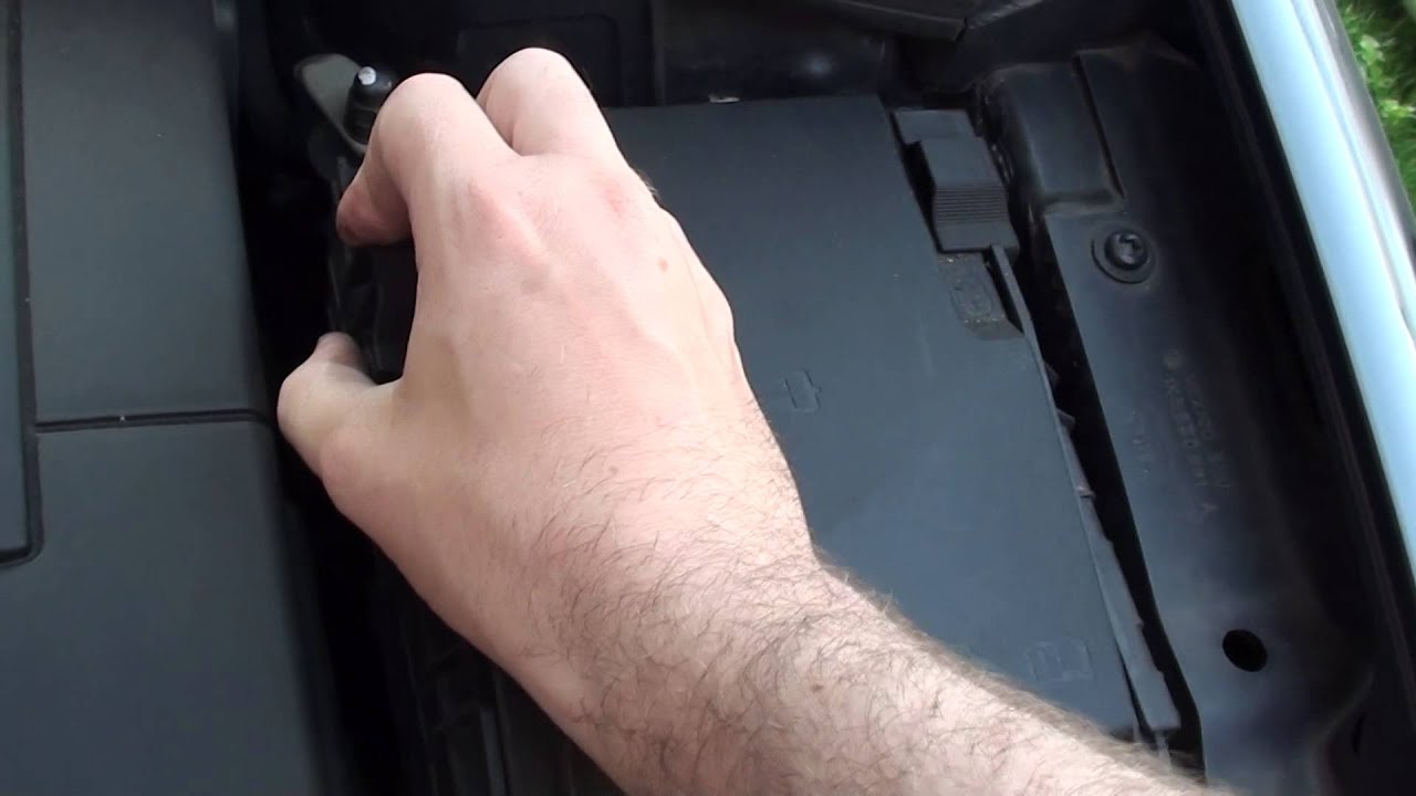 VW Jetta Fuse Box Location Video - YouTube