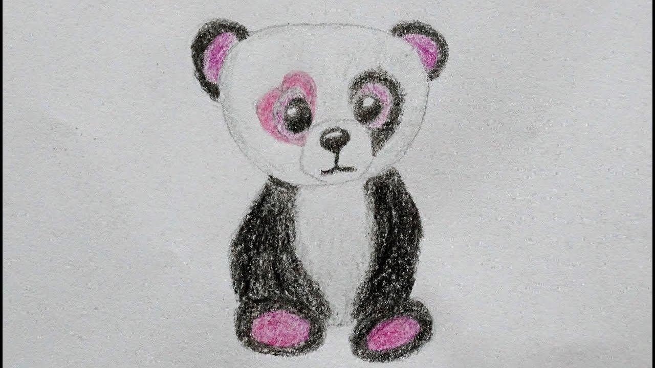 Panda Zeichnen