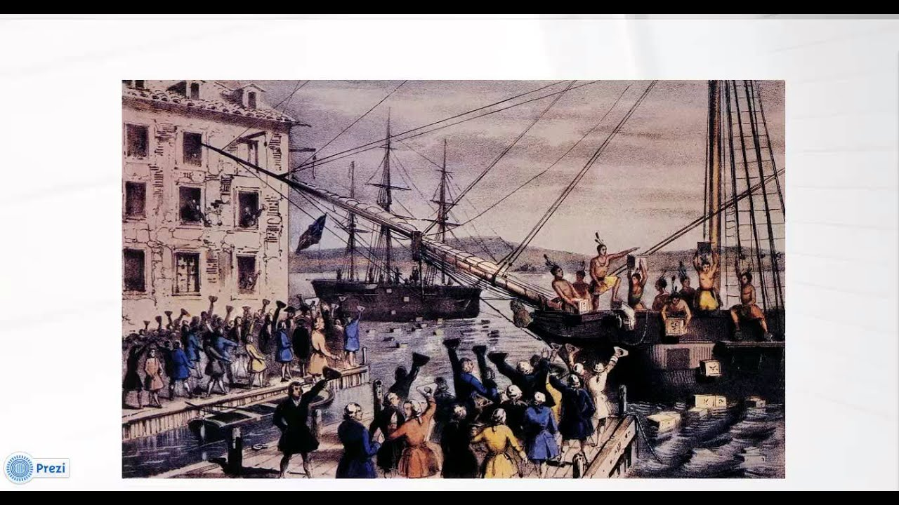 boston tea party 1773 5 minute history lesson quick summary youtube. Black Bedroom Furniture Sets. Home Design Ideas