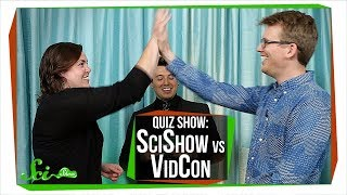 SciShow Quiz Show: SciShow vs VidCon