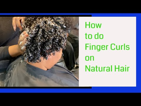 Finger Curls |Tutorial Thursdays