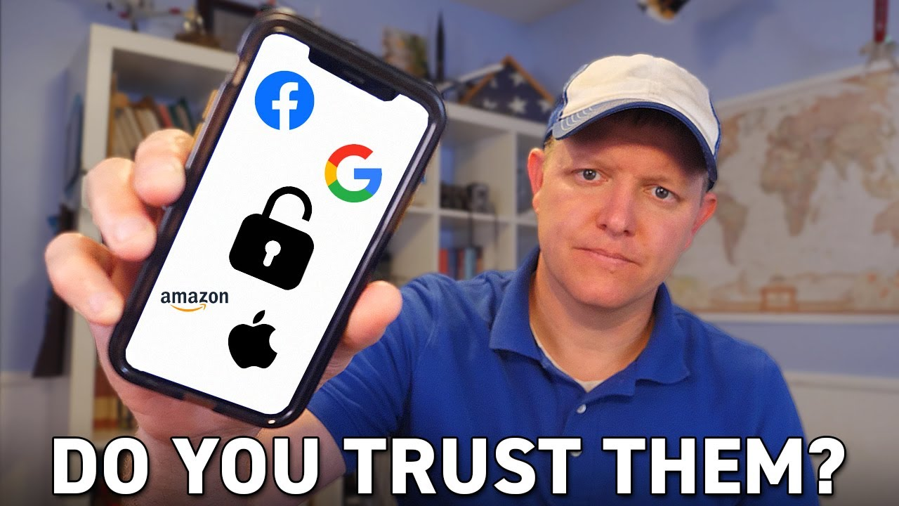 Download Is Your Privacy An Illusion? (Taking on Big Tech) - Smarter Every Day 263