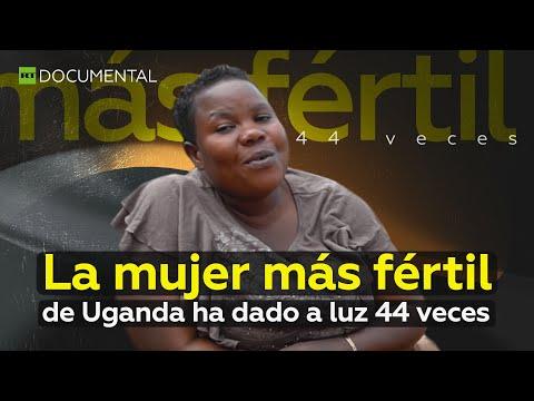 La mujer más fértil de Uganda ha dado a luz 44 veces I Documental de RT