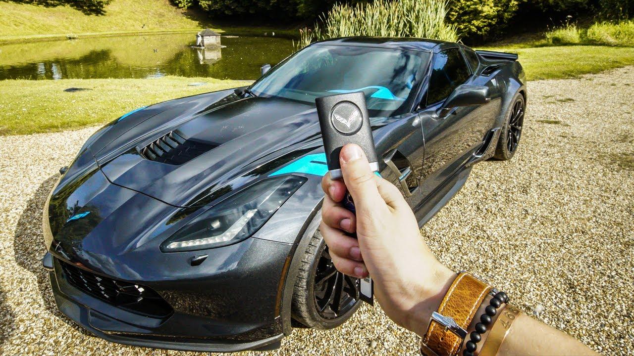 Experience The Corvette C7 Grand Sport Collectors Edition