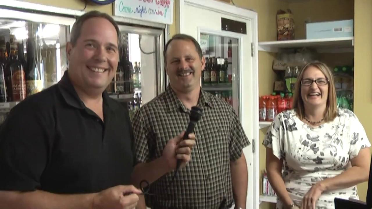 Talking Business - Beer Emporium & West Liquor  7-2-13