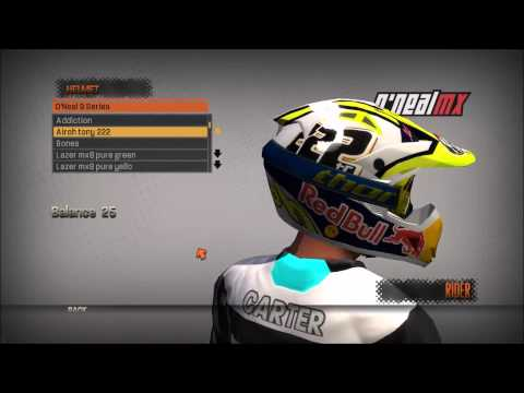MX Vs ATV Reflex Gear Review (DLC 13)